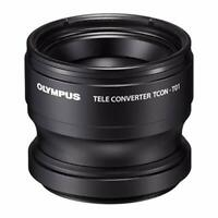 OLYMPUS Teleconverter TCON-T01 1.7x for TG-1 TG-2 TG-3 TG-4 w/ Tracking NEW