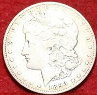 1893-O New Orleans Mint Silver Morgan Dollar