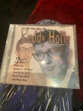 (HW939) The Very Best of Buddy Holly & The Picks Vol 2 - 2000 CD