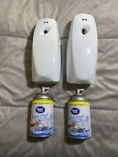 Automatic Air Freshener Aerosol Spray Dispenser Great Value Glade Air Wick - NEW