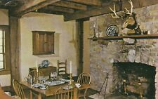 """*Missouri Postcard-""""Dining Room in Factory"""" /Fort Osage...Sibley, Mo.-"""