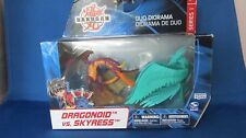 Bakugan Battle Brawlers Series 1 Duo Diorama 2 Pack Bakugan Brawl Mini Figure