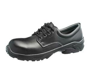 SIEVI Auto S2 ESD Safety Shoes Lightweight Aluminium Toecaps - Black