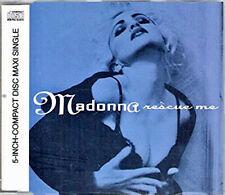 Madonna, Rescue Me, NEW/MINT Original UK MAXI CD single
