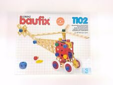 Vtg Lorenz Baufix 1102 Helicopter Construction Set Brand New In Sealed Box