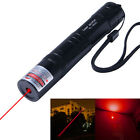 Professional Red Light Laser Pointer Pen 5mW 650NM Burning Match Visible Beam