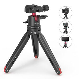 SmallRig Tabletop Portable Mini Tripod with Panoramic Ball Head BUT2664