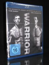 BLU-RAY WARRIOR - MIXED-MARTIAL-ARTS-FIGHTING - TOM HARDY + NICK NOLTE ** NEU **