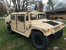 2001 Slant Back Up-Armored Humvee -Tow Carrier