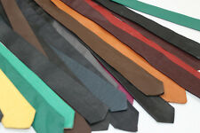 LOT OF 10 LEATHER ties.