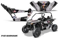 Graphics Kit Decal Wrap For Arctic Cat Wildcat Sport XT 700 2015-2016 WARHAWK S
