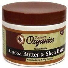 Africa's Best Beurre de Cacao/karité Corps Hydratante Crème 227 G