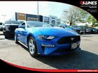 2021 Ford Mustang EcoBoost 2021 Ford Mustang, Velocity Blue Metallic with 92 Miles available now!