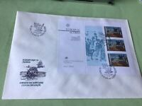 Portugal Azores 1982  Large Stamp Sheet  Stamps Cover Ref 52298