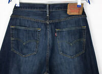 Levi's Strauss & Co Hommes 501 Jeans Jambe Droite Taille W34 L32 ALZ784
