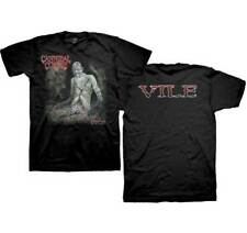 CANNIBAL CORPSE - VILE - T-shirt - Size Small - S - DEATH METAL