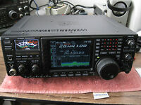 Icom IC-756PROII IC-756PRO2 HF/6M Transceiver in Excellent shape in the box