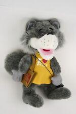 """Wolf Camera - I love Wolf 13"""" Stuffed Animal Plush Mascot"""