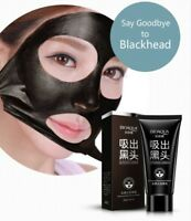 BIOAQUA Remove Blackhead Peel Off Face Mask Black Activated Carbon Pore Clean