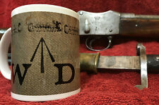 Broad Arrow Coffee Mug War Department Martini Henry Zulu Snider Enfield