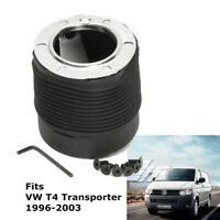 Lenkradnabe Lenkrad Adapter Schnellverschluss Kit Für VW T4 Transporter 96-03 DE