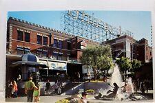 California CA San Francisco Ghirardelli Square Postcard Old Vintage Card View PC