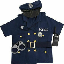 Children Costume Policeman Role Play  Accessory Set FAO Schwarz NWT 5 Piece NEW