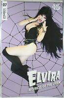 🌟 ELVIRA MISTRESS OF THE DARK #7 VF+ PHOTO SUB VARIANT D DYNAMITE COMICS 2018