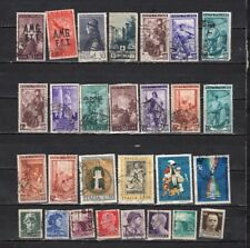 Italy-  Lot Of Early Used  Stamps (IT30)