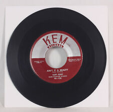 """45RPM Record Cliff Ferre """"Ain't It A Beauty"""" """"The Greatest Broad Jumper"""" Adult"""