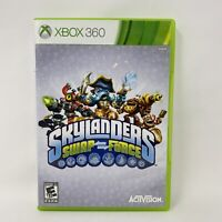 Skylanders Swap-Force (Microsoft Xbox 360, 2013) *Game Only No Manual Tested