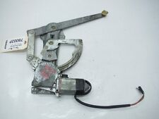 1987  JAGUAR XJ6 A/T DRIVER LEFT REAR WINDOW REGULATOR MOTOR OEM 1984 1985 1986
