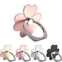 FLOWER Finger Ring Grip Holder Stand for Mobile Phones iPhones Tablets iPads