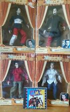 Nsync Marionette Dolls Set of 4 w/ MMC CD