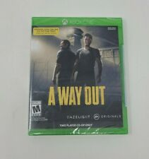 Xbox One A Way Out Video Game Sealed