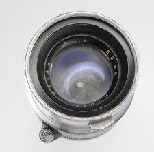 Kodak 50mm f1.9 Ektar Leica SM  #2