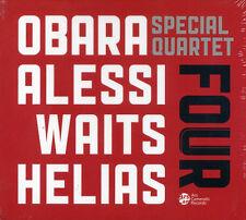 CD OBARA SPECIAL QUARTET Four * ALESSI WAITS HELIAS