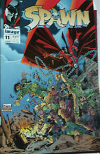 SPAWN  n° 11 ( Image ) 1993 par Frank Miler ,VENDS COMICS A 2 €