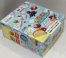 Nameko Detective Mushroom Garden Pull Back Car Complete Set - Re-ment ,  #6ok