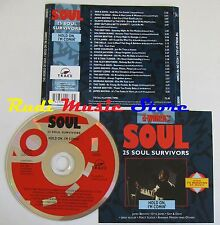 CD THE WORLD OF SOUL Hold on i'm comin SAM DAVE JAMES BROWN ETTA NO lp mc (c20)