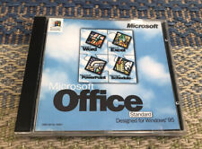 Microsoft Office Win 95 Standard Edition - And Product Key
