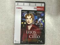 LEJOS DEL CIELO DVD JULIANNE MOORE DENNIS QUAID HAYSBERT TOOD HAYNES NEW NUEVA