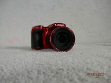 Canon PowerShot SX420 IS 20.0 MP Digital Camera - Red