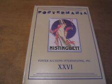 livre prix de centaine de poster et affiche  international ancienne POSTERMANIA