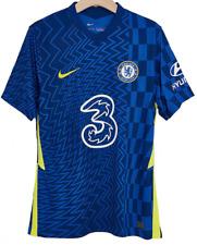 More details for 2021/22 chelsea fc football home shirt sizes men's