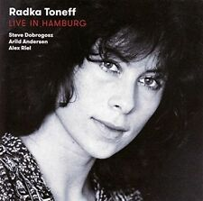 RADKA TONEFF - LIVE IN HAMBURG NEW CD