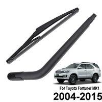 Windshield Wiper Blade /& Arm Rear Window For Toyota Verso Venza Fortuner Durango