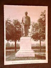 Monumento a Costantino Perazzi di Novara