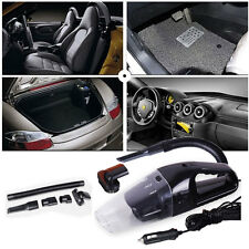 Portable 12V 120W Wet Dry Car Vehicle Mini Handheld Vacuum Dirt Dust Cleaner