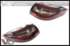 BLACK/RED LED TAILLIGHTS TAIL LIGHTS for 99'-04' PORSCHE CARRERA 911 996